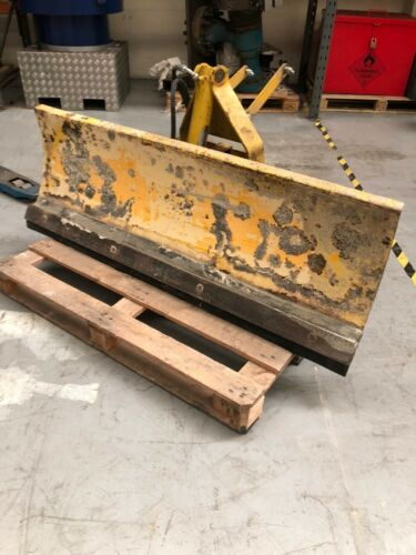 Snow Plough Blade For Compact Tractor