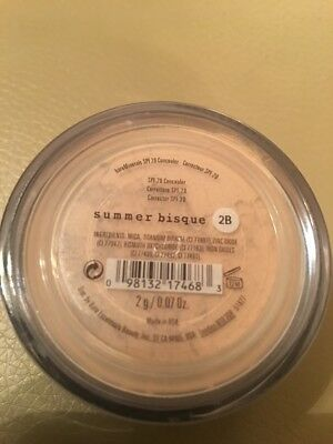 (Bare Escentuals BareMinerals SPF 20 Concealer SUMMER Bisque 2g/0.07oz )