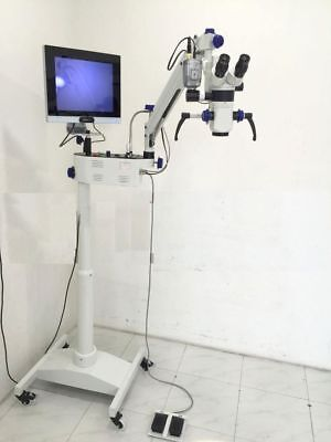 Dental Oral Microscope 5 Step Magnification