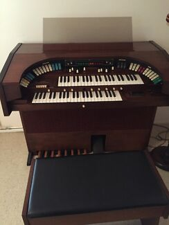 Gulbransen Theatrum Electric Organ Baulkham Hills The Hills District Preview