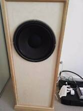 Rare Tannoy 12'' Gold Monitor speakers in a new cabinet Ryde Area Preview