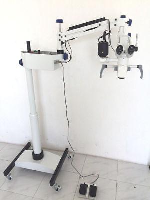 3 Step Microscope Ophthalmic Surgical Binocular Assistance Scope Worldwide Ship