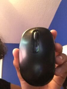 Wireless mouse  from Microsoft batteries included