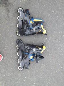 Rollerblades for sale Forest Hill Whitehorse Area Preview
