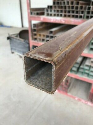 Steel Square Tubing 2x 2x 18x 46 Newprime Weldable