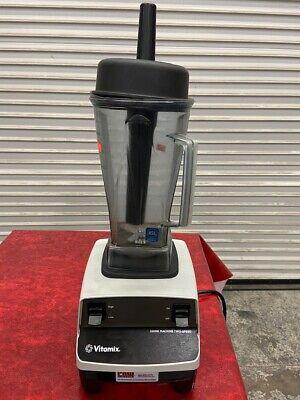 Blender Cup Commercial Drink Food Smoothie Juice 115v Vita-mix Vm0100 3810