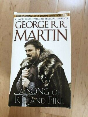 George R. R. Martin's a Game of Thrones Set : A Song of Ice and Fire
