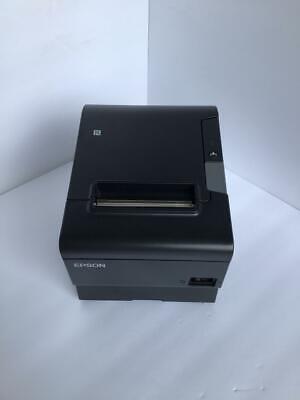 Epson Tm-t88vi Thermal Receipt Printer Cables Plus Power C31ce94a9931