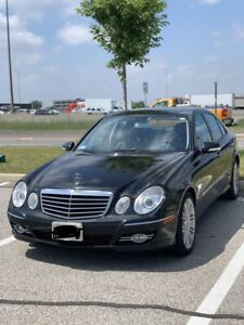2009 MERCEDES E-300 FULLY LOADED WITH NAVI LOW KILOMETER