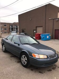 REDUCED 2000 Toyota Camry LE