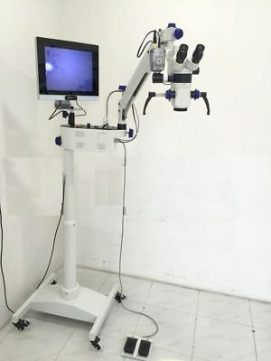 Ophthalmic Surgical Microscope 3 Step With Complete Accessories