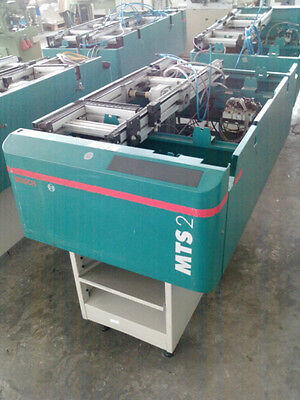 Modulares Transfersystem MTS 2 Bosch Förderband Transportband