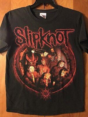 Slipknot- All Hope IS Gone- Black T-Shirt- Medium