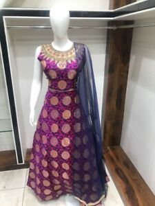 Indian Pakistani ladies best designer clothing lehnga gowns