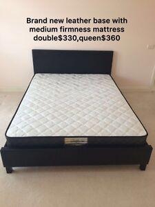 BRAND NEW mattress medium firmness single$100double$160queen$180 Caulfield Glen Eira Area Preview