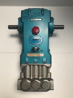 Cat Pumps 3541 Triplex Plunger Pump Ss 316 45 Gpm Flow 1000 Psi Pressure 2