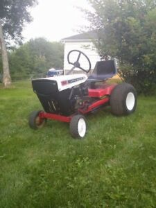Lawnflite mtd 5hp tractor