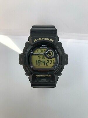 New Boxed Casio G-Shock Vintage G-8900 Watch Module 3285 World Time Illuminator