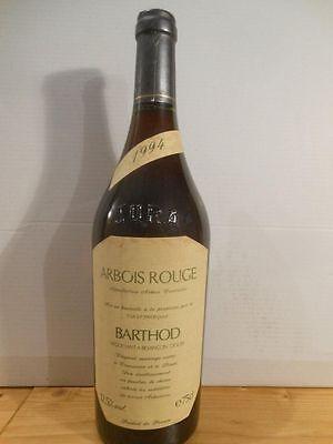 Jura Arbois Rouge Barthod 1994 - Bouteille De Vin