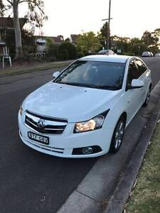 Female first owner 2010 Holden Cruze Sedan 54000km Belrose Warringah Area Preview