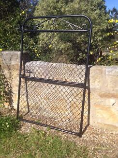Black Chain Mesh Garden Gate Springwood Blue Mountains Preview