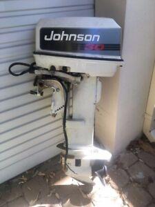 Outboard motor Johnson 30
