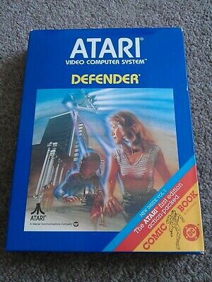 DEFENDER game (still factory sealed) for Atari 2600 or VCS