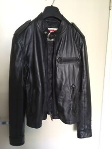 Authentic Levi Strauss Leather Jacket Strathfield Strathfield Area Preview