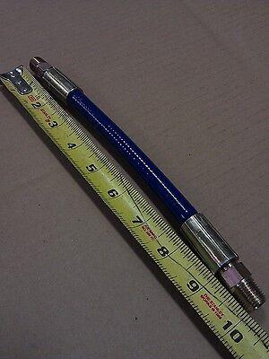 High Pressure Hose Cng Paint Ball Scuba 6000 Psi 10 Inch Long 14 Pipe Cp4b9l