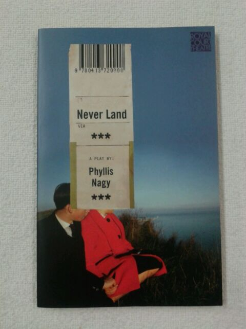Neverland by Phyllis Nagy (Paperback 1998) . Fast 1st Class Royal Mail Postage !