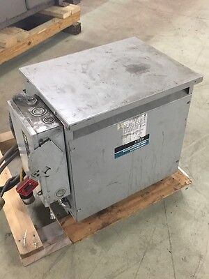 Rex Manufacturing Model Ba15jm 15-kva Transformer