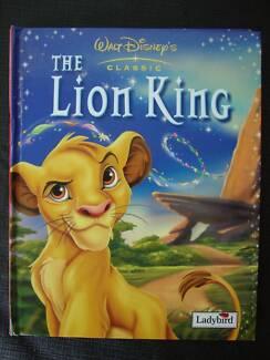The Lion King - Walt Disney Classics - hardcover book
