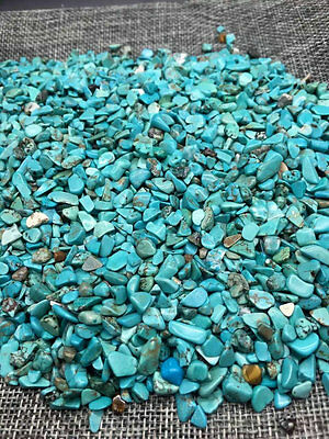 5kg Dyeing turquoise gravel polishing degaussing stone fish tank decoration