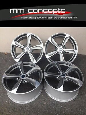 22 Zoll Borbet S Felgen 10x22 et55 5x130 polished Mercedes ML R GL Klasse AMG