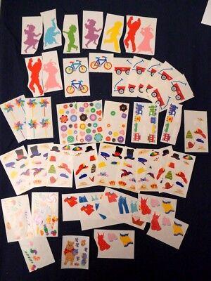 1//2 LB Borders Mrs Grossman/'s Frances Meyer Sandylion Creative Memories Stickers