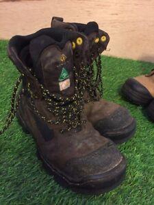Terra work boots