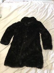 Riki Nathan fur coat Kensington Melbourne City Preview