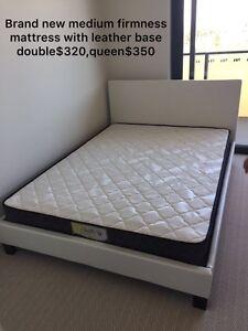 Brand new medium firm mattress single$100 double$150 queen$170 Caulfield Glen Eira Area Preview