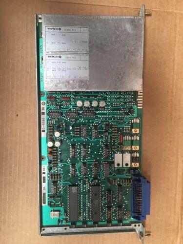 HITACHI BEM-0850-02 CONTROLLER BOARD (USED) JML Warranty!!!