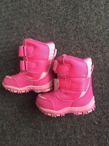 Joe Fresh winter boots toddler girls size 5
