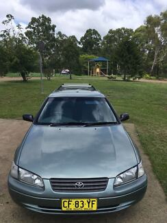 Toyota Camry stationwagen (ideal for backpacker)