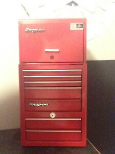 Collector edition SnapOn toolboxes