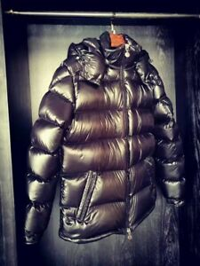 Brand new Moncler men's down jacket Maya style
