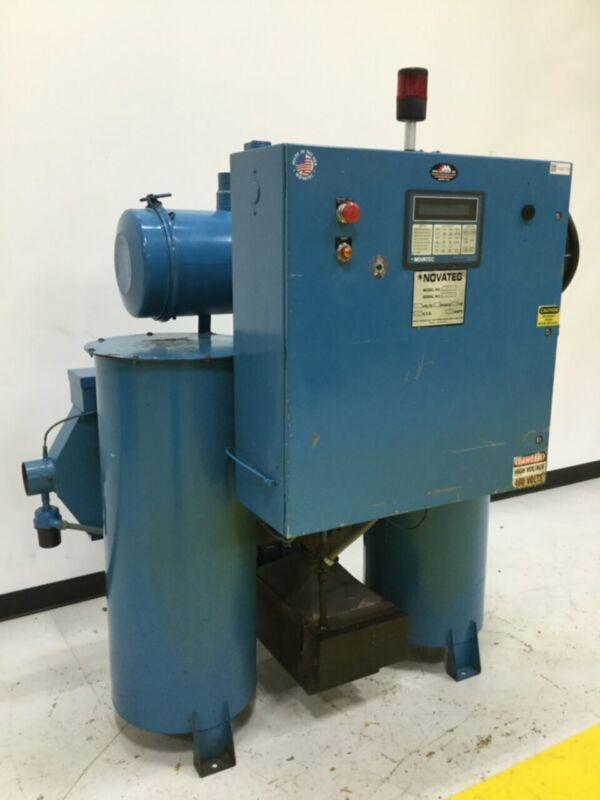 NOVATEC 220 CFM Desiccant Dryer MPC-220 Used #104779