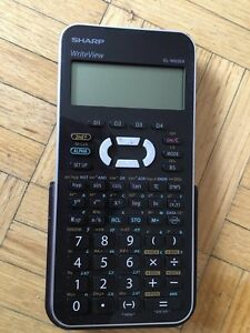 Sharp ELW535X Scientific Calculator