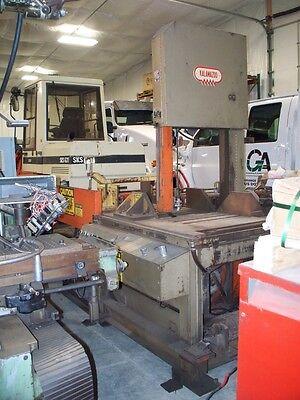 9696 Kalamazoo Automatic Vertical Bandsaw