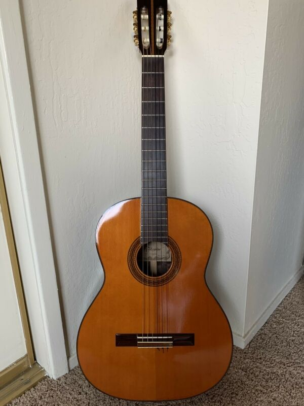 **1979 Takamine 1601 Classical Guitar**
