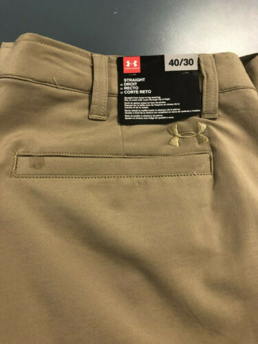 Under Armour Golf Pants - Khaki - 40 x 30 - NWT