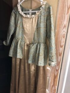 Medieval times dress homemade