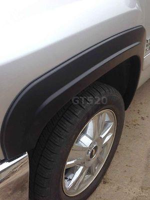2007-2013 Chevrolet Silverado 2500HD / 3500HD Fender Flares Reg and Extended Cab
